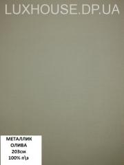 Металлик олива